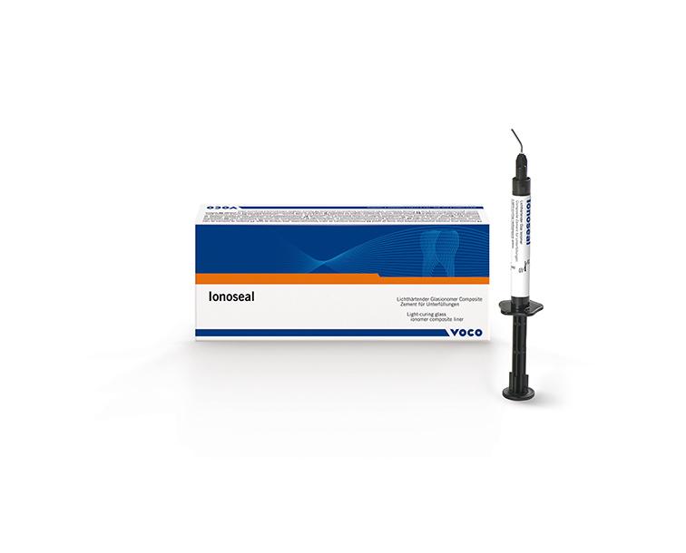 Ionoseal – глас-йономерен цимент за подложки