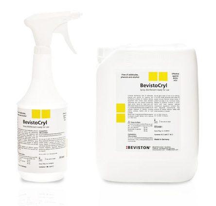 BevistoCryl BC-дезинфекция на повърхности