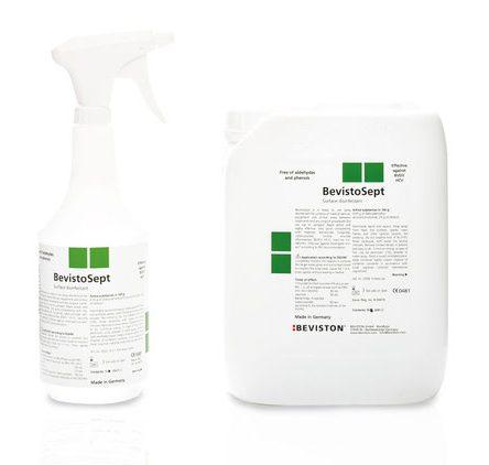 BevistoSept plus-дезинфекция на повърхности