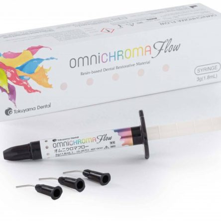 Omnichroma Flow-течен фотополимер