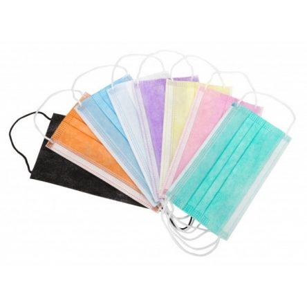 Цветни медицински маски